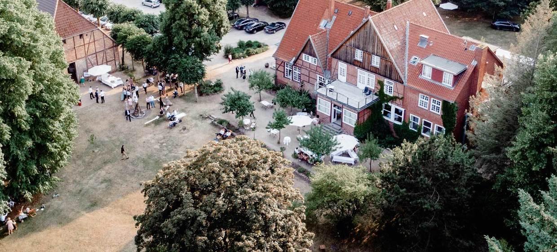 Hotel Waldhof auf Herrenland 10