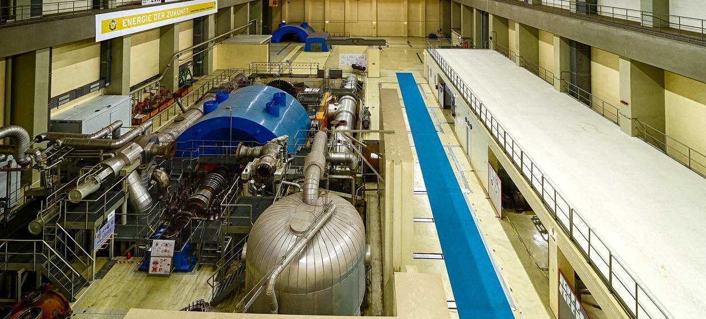 Atomkraftwerk Zwentendorf 3