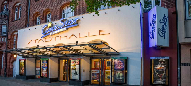 CineStar Filmpalast Stadthalle Lübeck 12