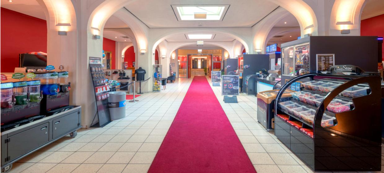 CineStar Filmpalast Stadthalle Lübeck 10