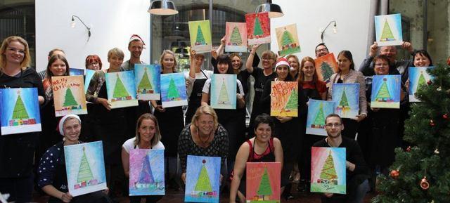 Die Perfekte Weihnachtsfeier.Weihnachtsfeier Ideen Top Ideen Für Firmenweihnachtsfeiern Event Inc
