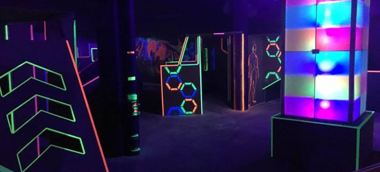 Lasertag Arena Göppingen 1