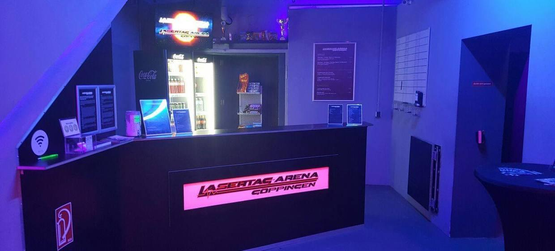 Lasertag Arena Göppingen 5