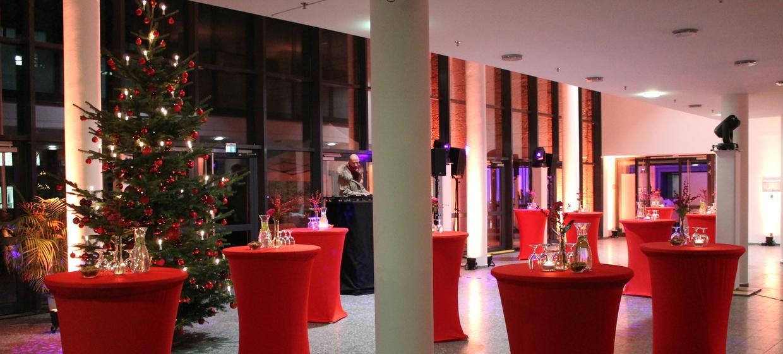 Alter Flughafen München - Wappenhalle 7