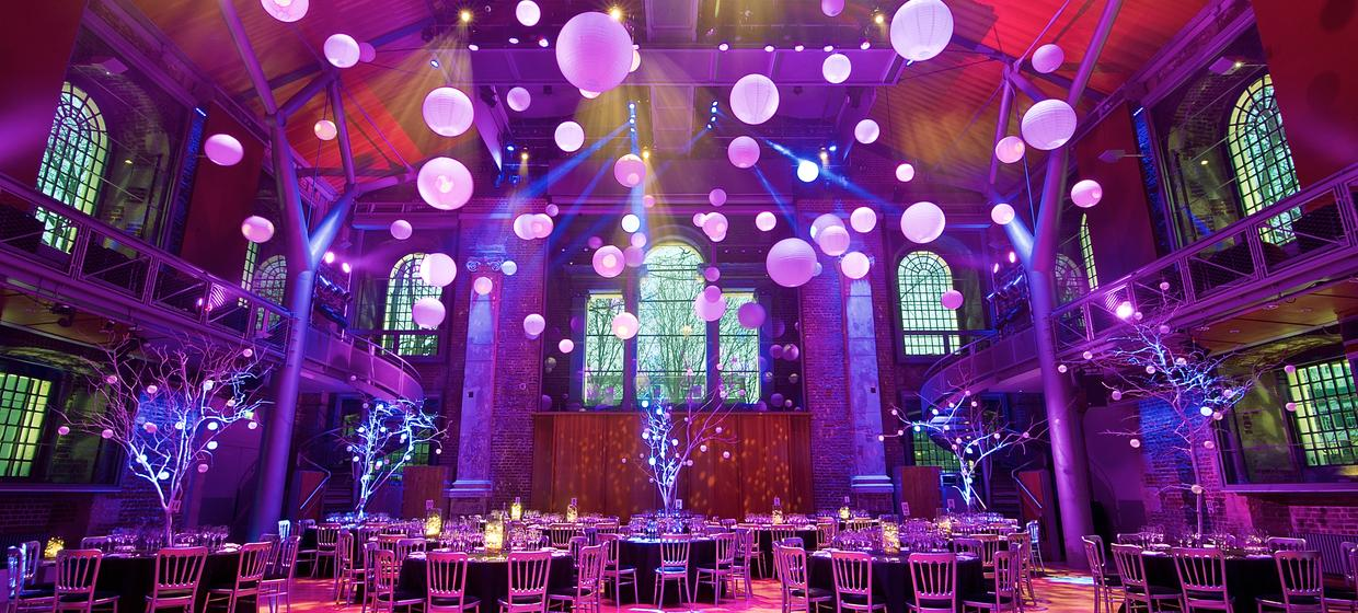 A Beautiful, Contemporary and Flexible Venue  7