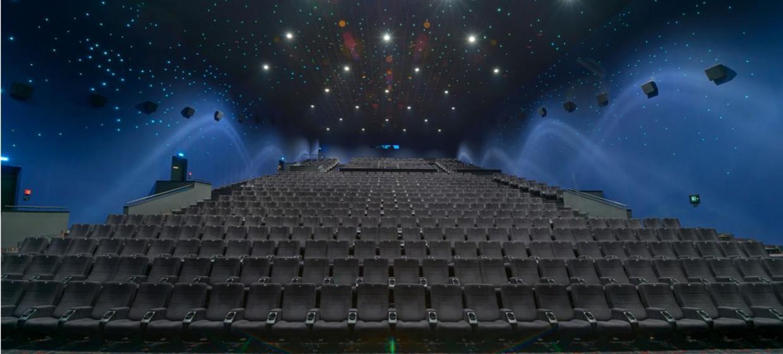 CineStar Frankfurt am Main - Metropolis 8