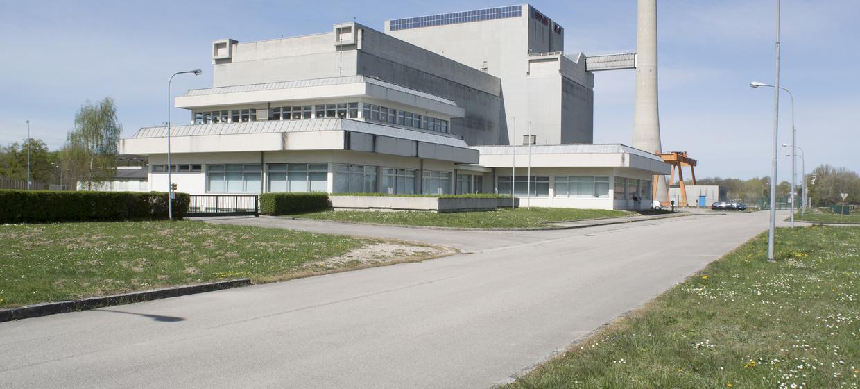 Atomkraftwerk Zwentendorf 14