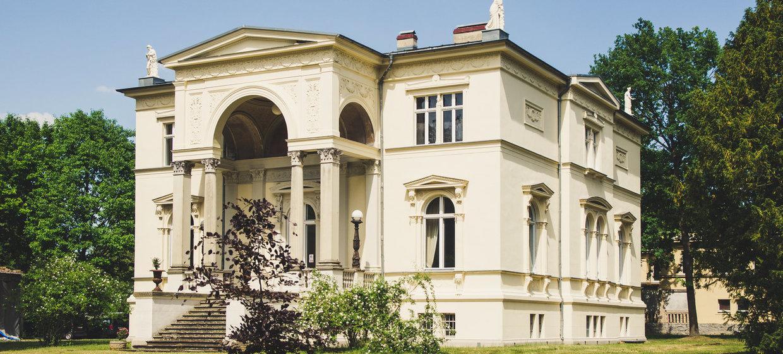 Charmante Sommer-Residenz in Potsdam 10