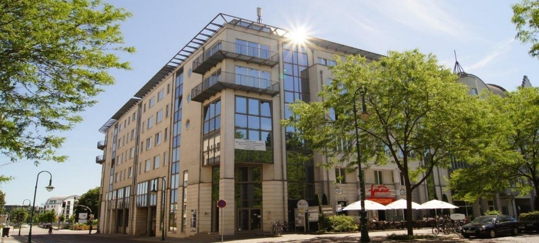 ecos office center magdeburg Breiter Weg 1