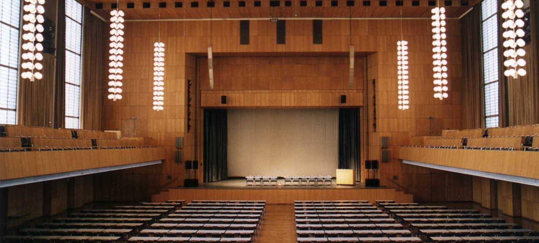 Stadthalle Magdeburg 1