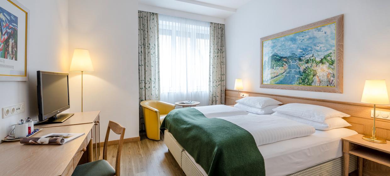 Hotel IMLAUER & Bräu 13
