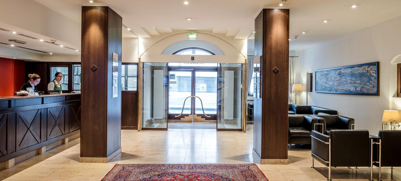 Hotel IMLAUER & Bräu 7