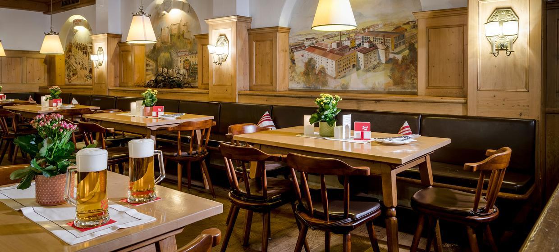 Hotel IMLAUER & Bräu 5