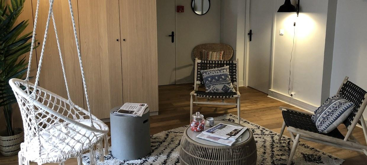 L'Appartement Reeve 6