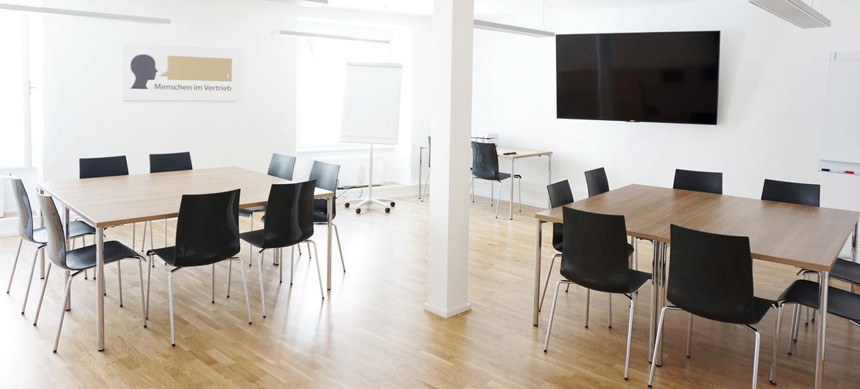 Menschen im Vertrieb Meetingräume 1