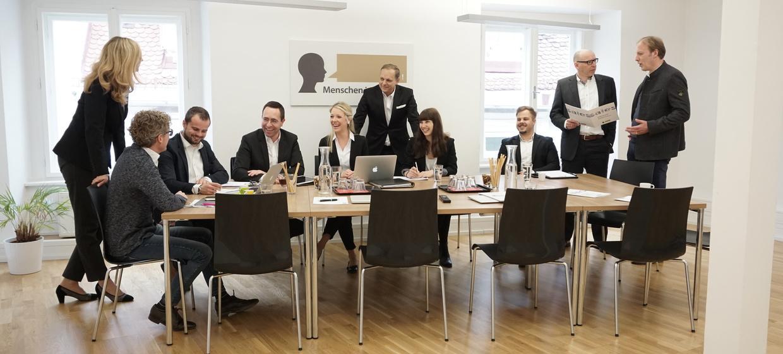 Menschen im Vertrieb Meetingräume 6