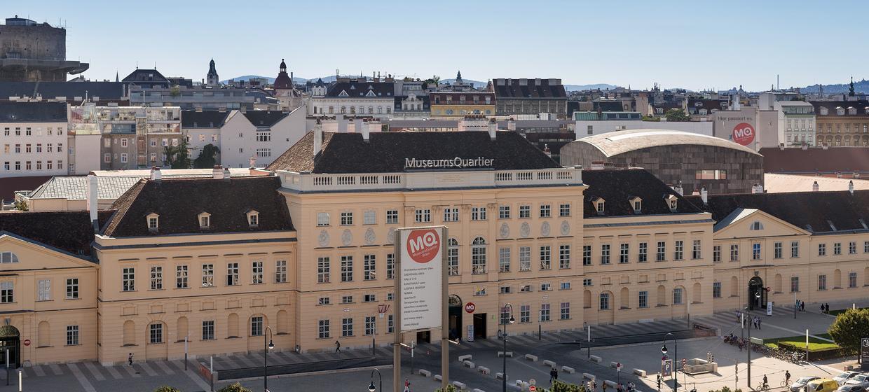 MuseumsQuartier Wien 14