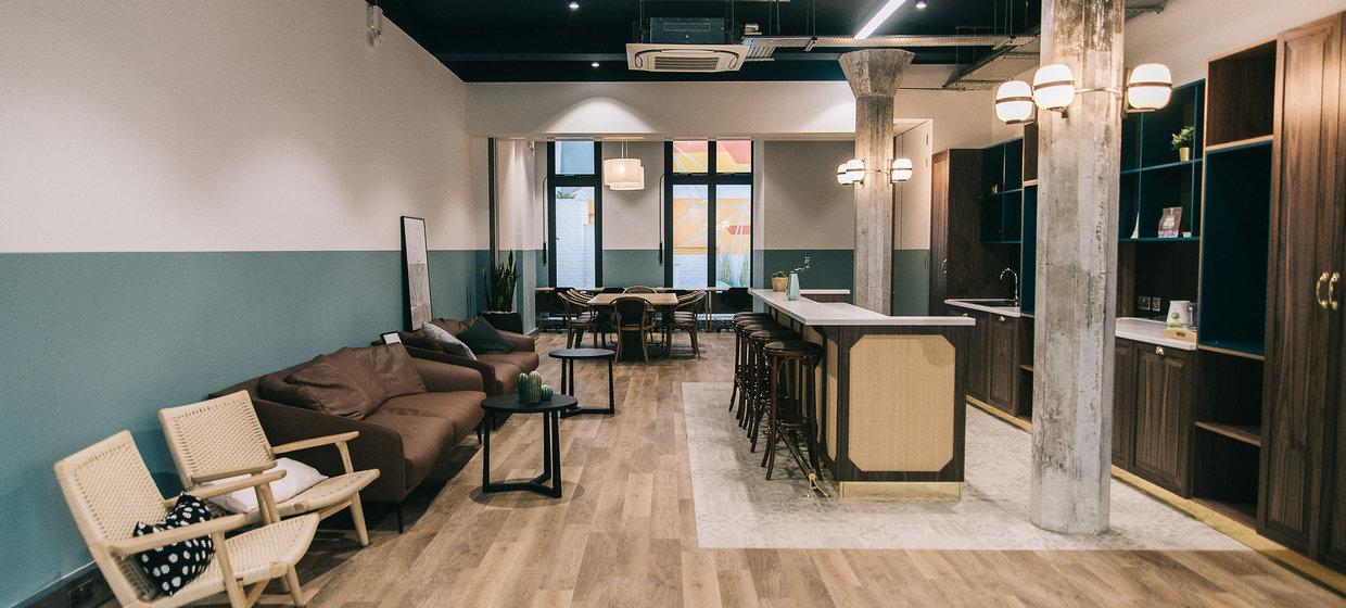 Creative & Inspired Meeting Spaces 1