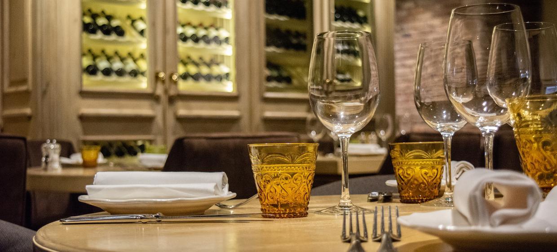Luxurious Italian Restaurant in Mayfair 8