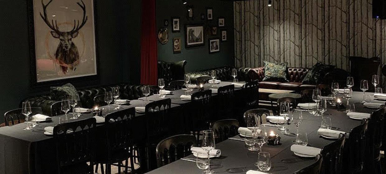 Vibrant Restaurant with innovative Menu  3