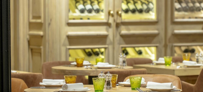 Luxurious Italian Restaurant in Mayfair 3
