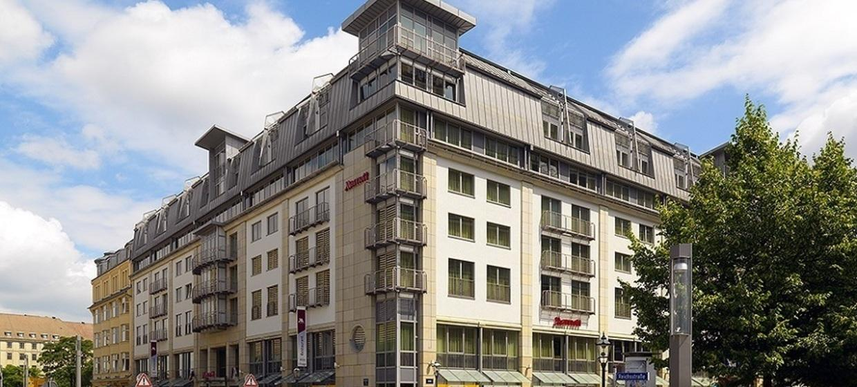 Leipzig Marriott Hotel 9