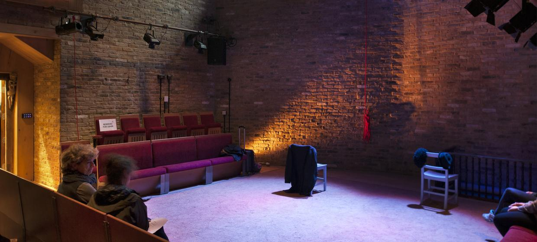 Stylish Theatre Space 2