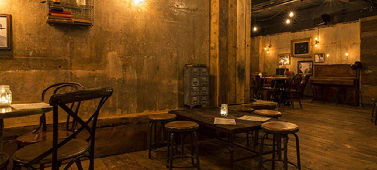 Prohibition-inspired Secret Bar 4