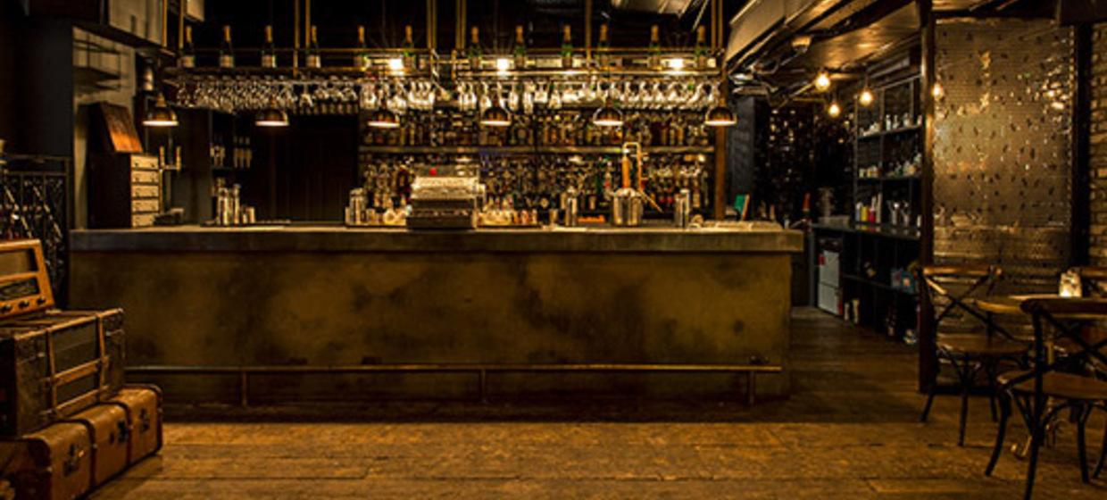 Prohibition-inspired Secret Bar 2