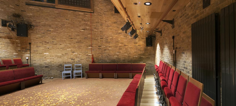 Stylish Theatre Space 1