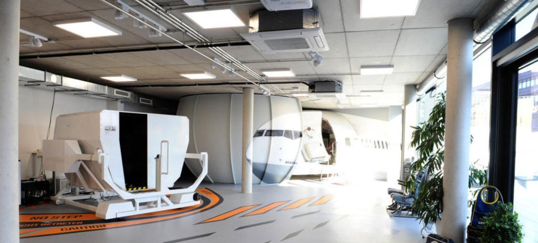 Flugsimulator Stuttgart simINN 7