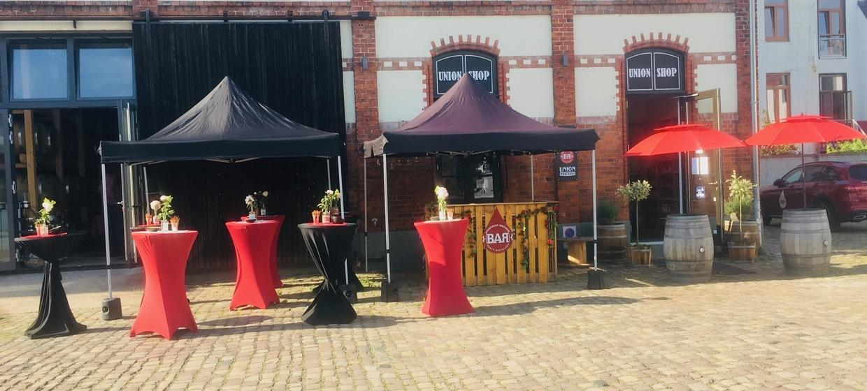 Eventlocation im Whiskylager 9