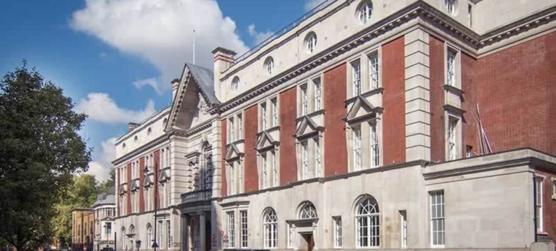 Event Spaces in Grade II Baroque Building 7