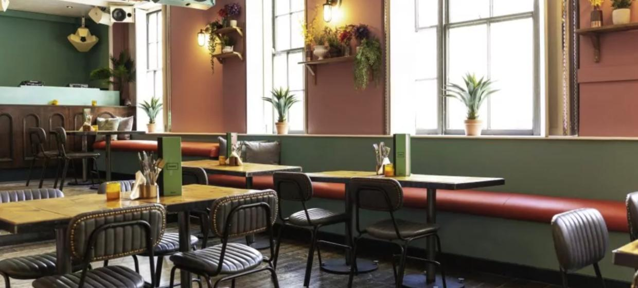 Venue with Quirky Private Spaces and Roof Terrace  3