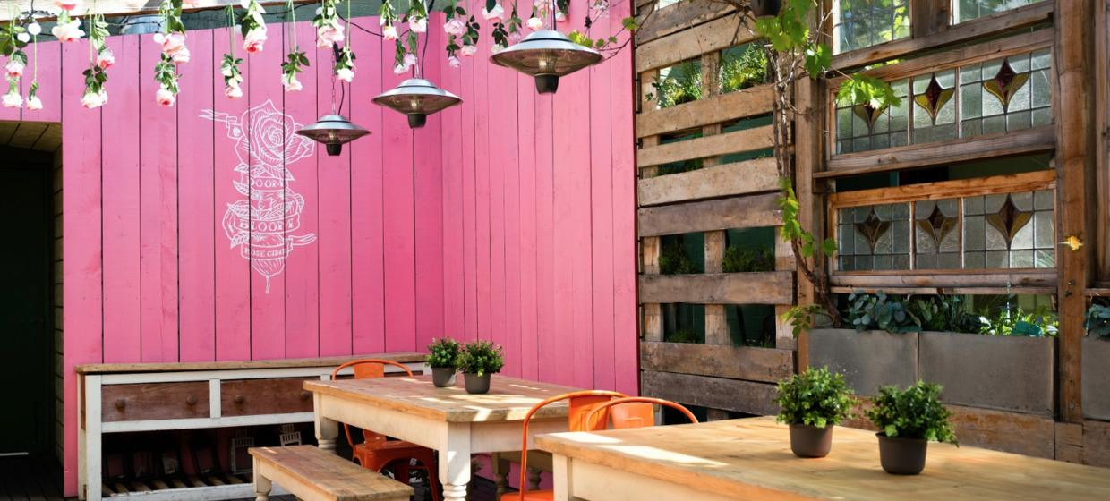 Venue with Quirky Private Spaces and Roof Terrace  4