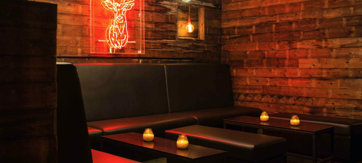 East London Bar with Cool Private Spaces  3
