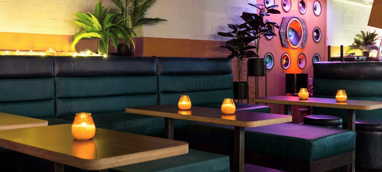 East London Bar with Cool Private Spaces  1