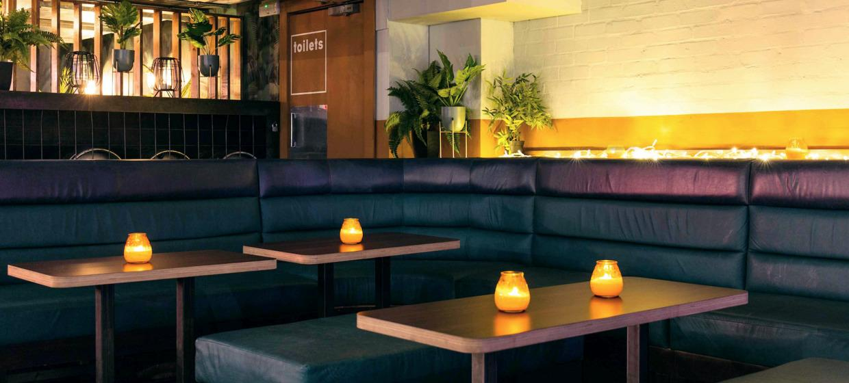 East London Bar with Cool Private Spaces  2