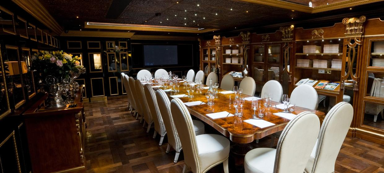 Decadent Hotel and Event Spaces nearby to London 8