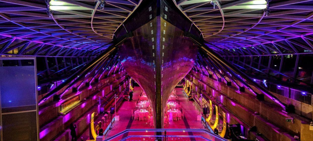 An Iconic and World-renowned Event Space 2