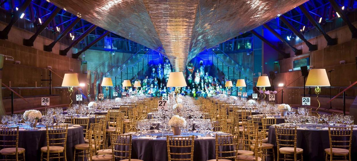 An Iconic and World-renowned Event Space 1