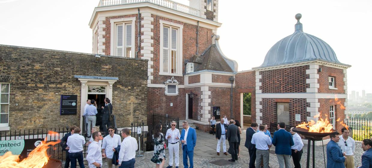 Historic Venue with Panoramic Views of London 3