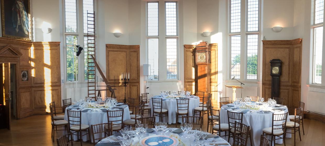 Historic Venue with Panoramic Views of London 1