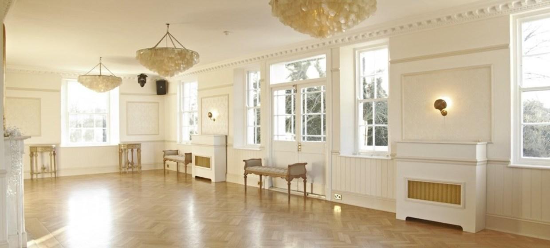 Georgian Manor in Tranquil London Setting  2