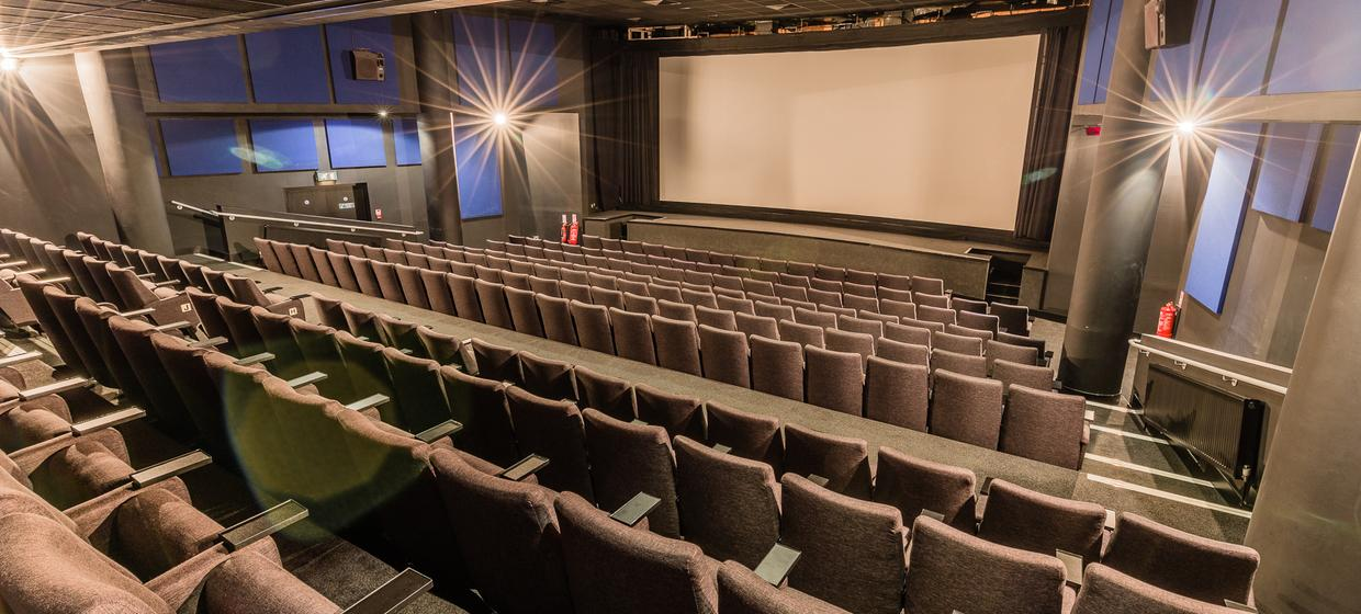 Leading Private Cinema Screens 1