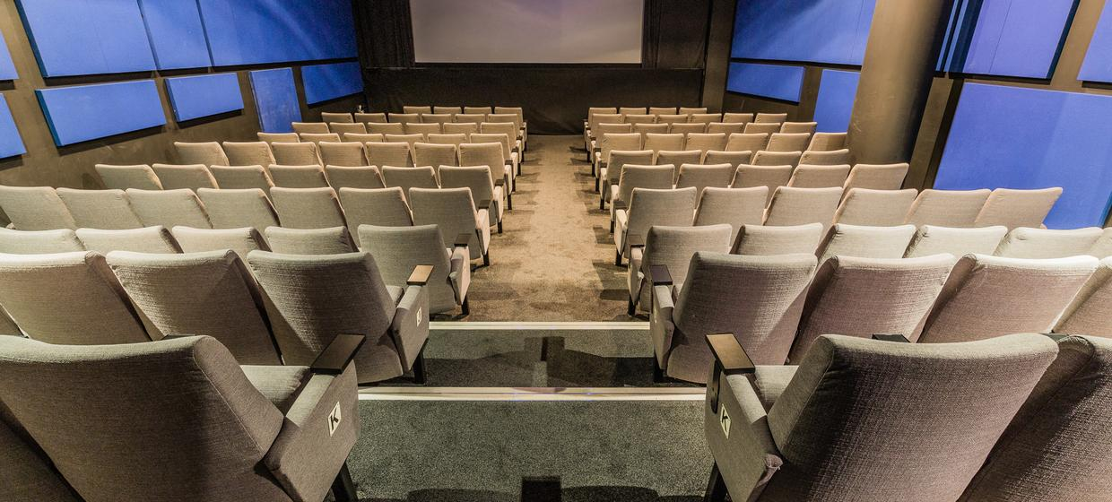Leading Private Cinema Screens 8