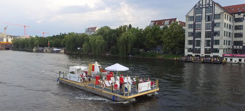 Eventboot Berlin 2