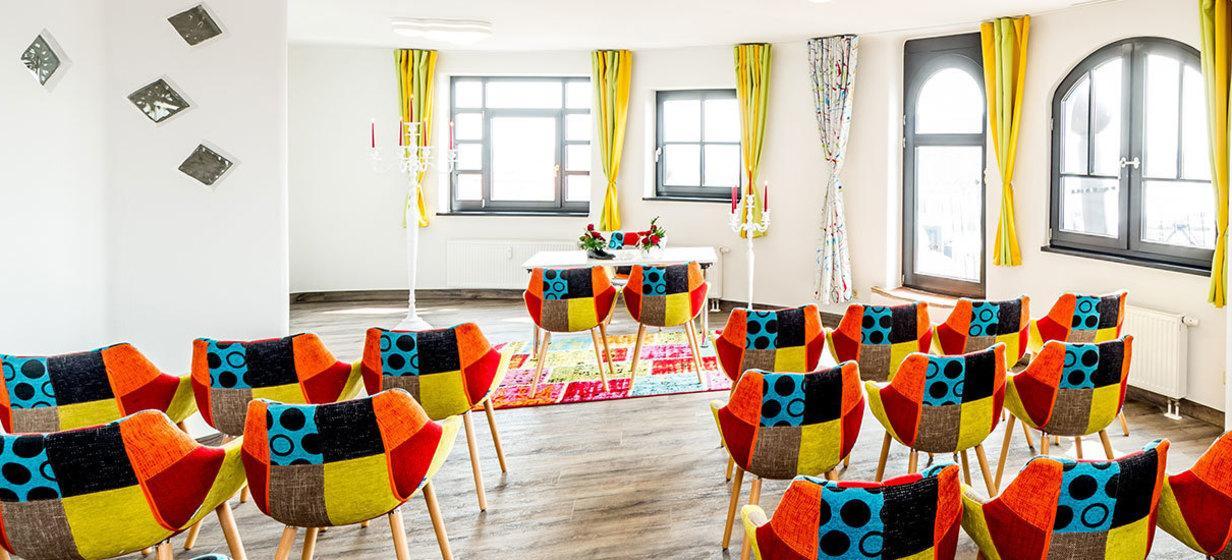 Skyroom im artHotel Magdeburg 3