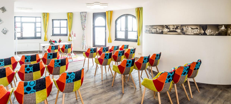 Skyroom im artHotel Magdeburg 1
