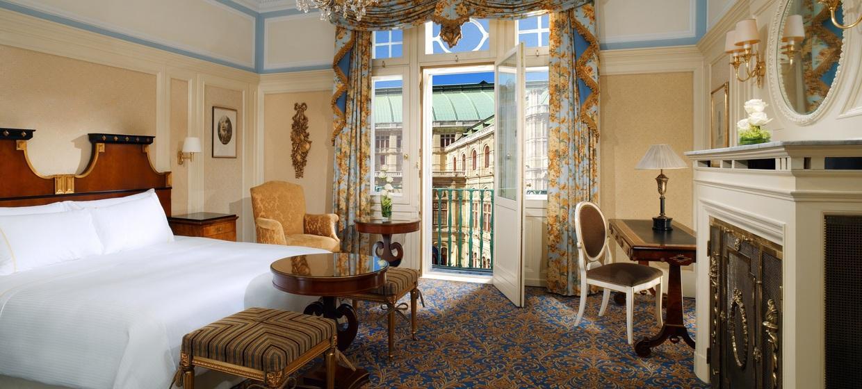 Hotel Bristol Wien 19